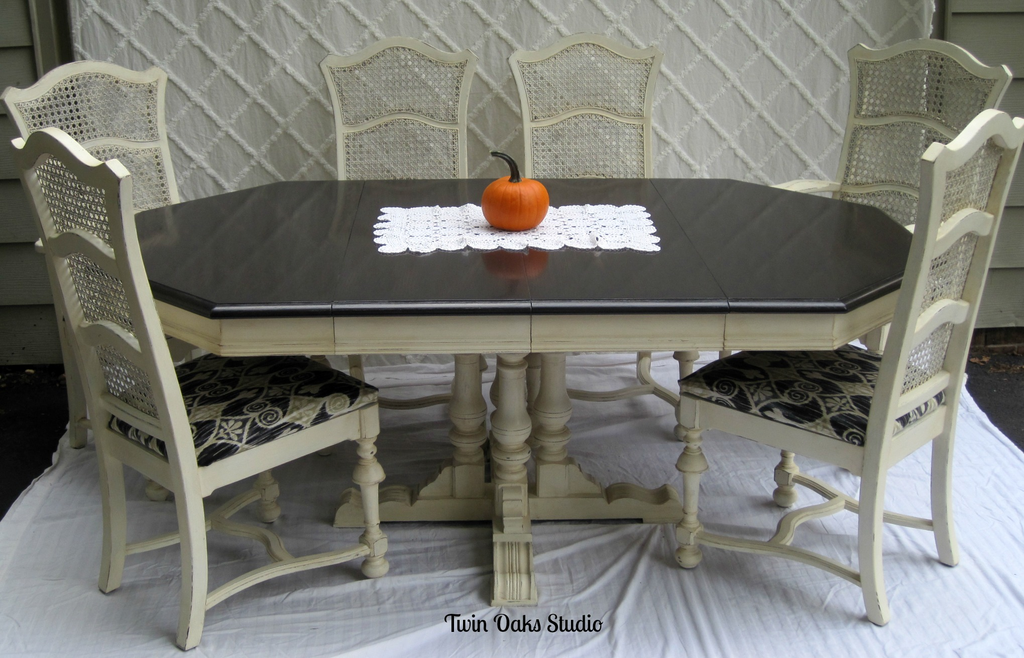 The Pedestal Of Table