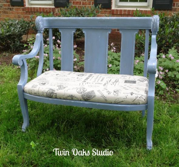 blue bench 1