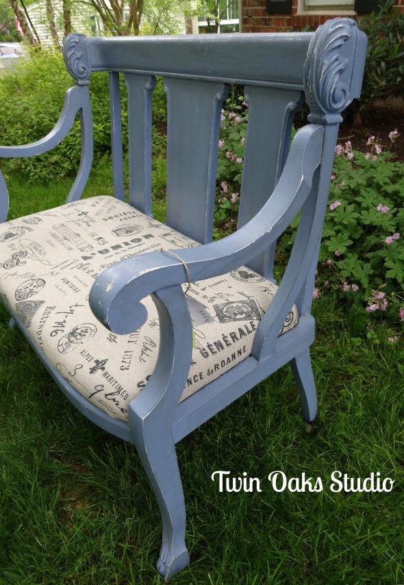 blue bench 2