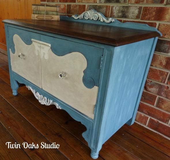 blue cabinet 2