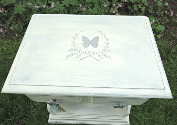 butterfly side table 2