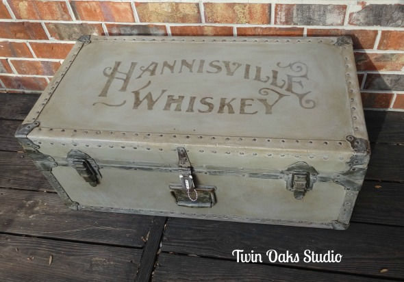 whiskey trunk